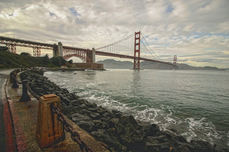 Free stock photo of bridge, golden gate, san francisco