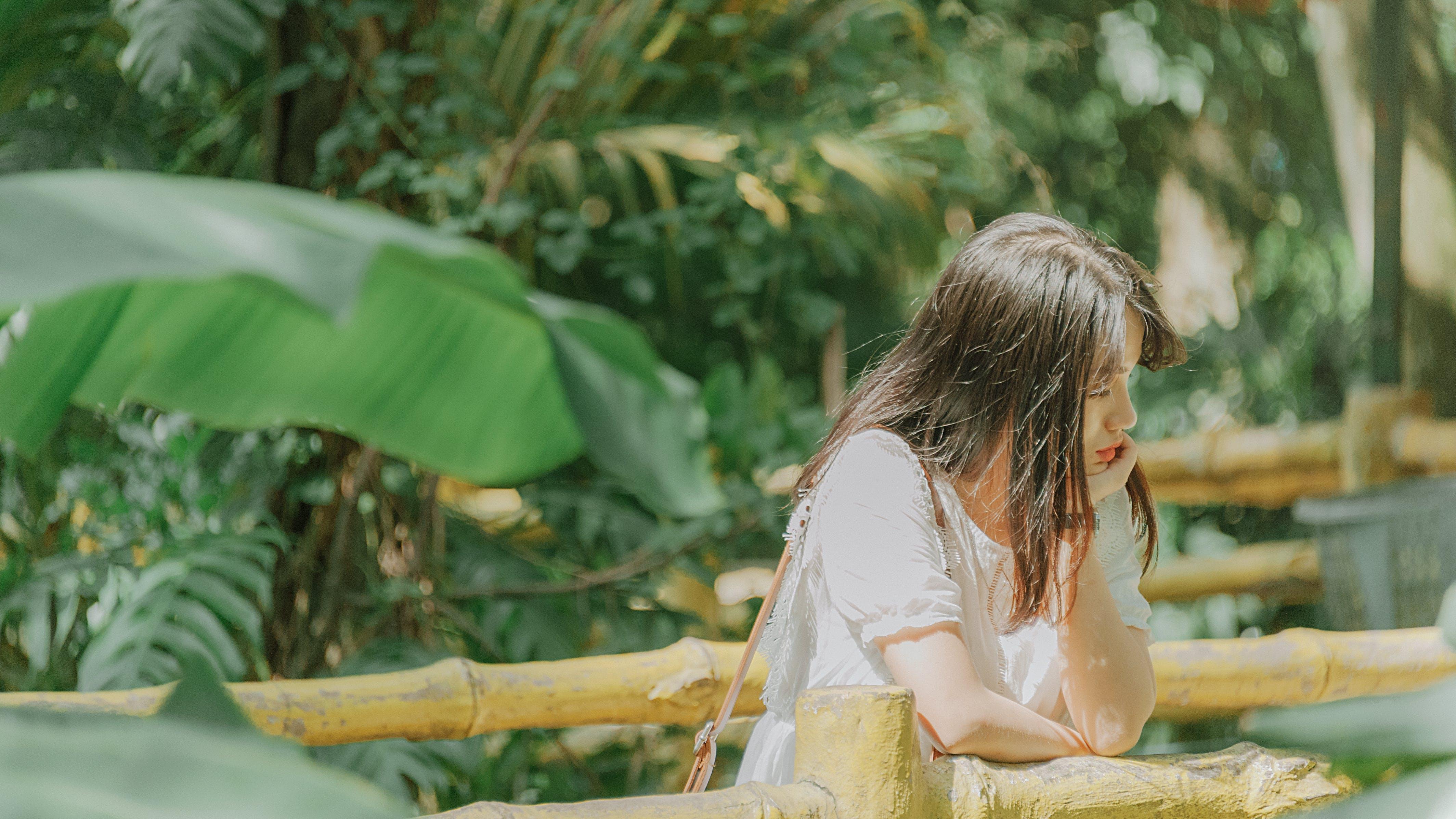 Gratis lagerfoto af afslapning, asiatisk kvinde, Asiatisk pige, dagslys