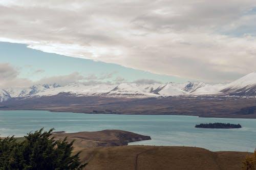 Kostnadsfri bild av bergen, dagsljus, frostig, himmel