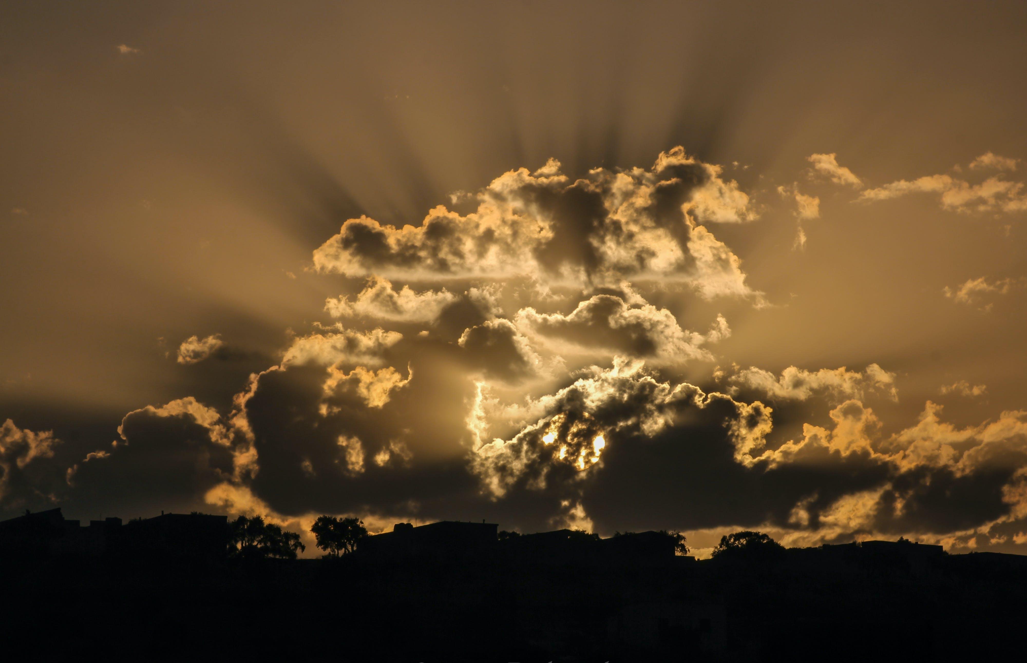 Základová fotografie zdarma na téma dramatický, HD tapeta, krajina, krásný