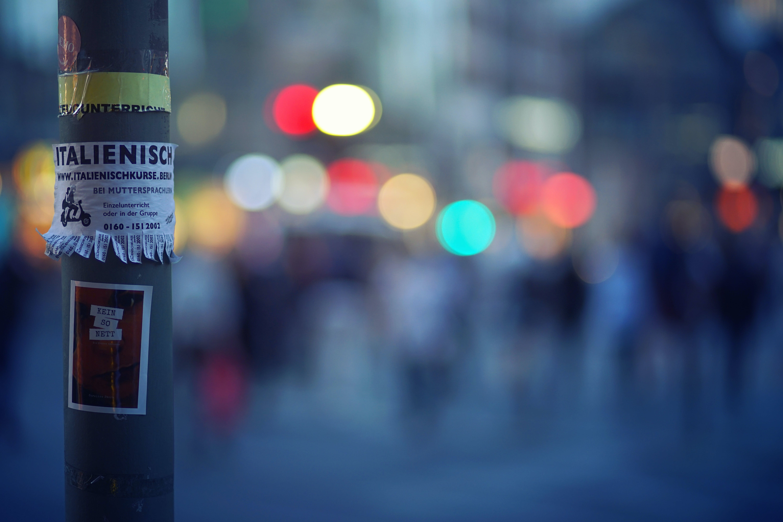 Kostenloses Stock Foto zu beleuchtet, beleuchtung, farbe, fokus