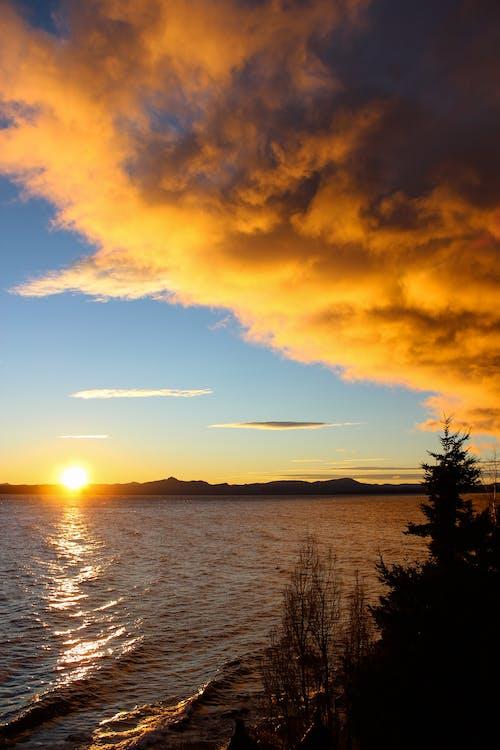 Fotobanka sbezplatnými fotkami na tému bariloche, nahuel huapi, príroda, východ slnka