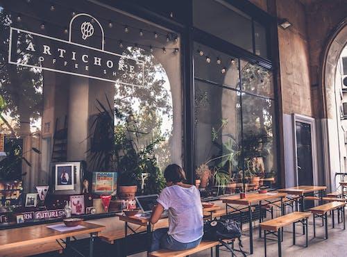 咖啡廳, 商店, 商業, 商行 的 免費圖庫相片