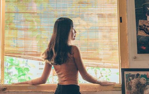 Darmowe zdjęcie z galerii z azjatka, azjatycka dziewczyna, brunetka, czas wolny