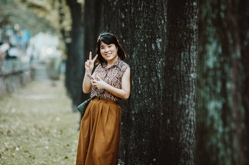 Kostnadsfri bild av asiatisk kvinna, asiatisk tjej, flicka