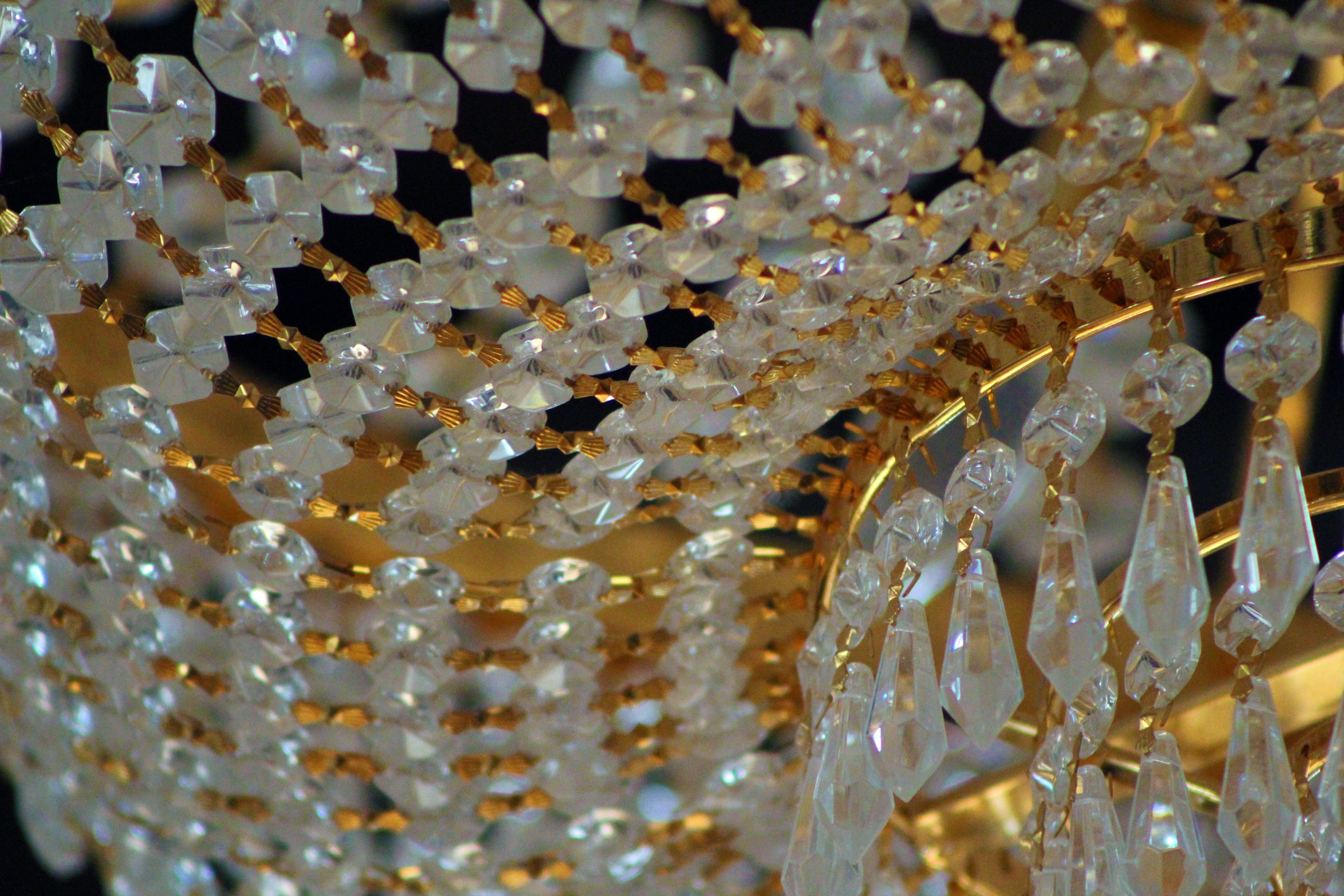 Free stock photo of chandelier