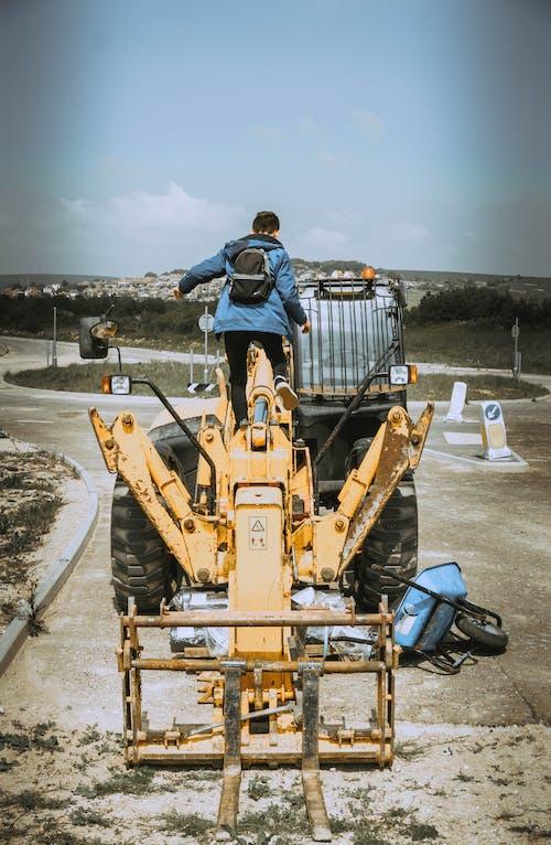 マシン, 人, 土壌, 地面の無料の写真素材