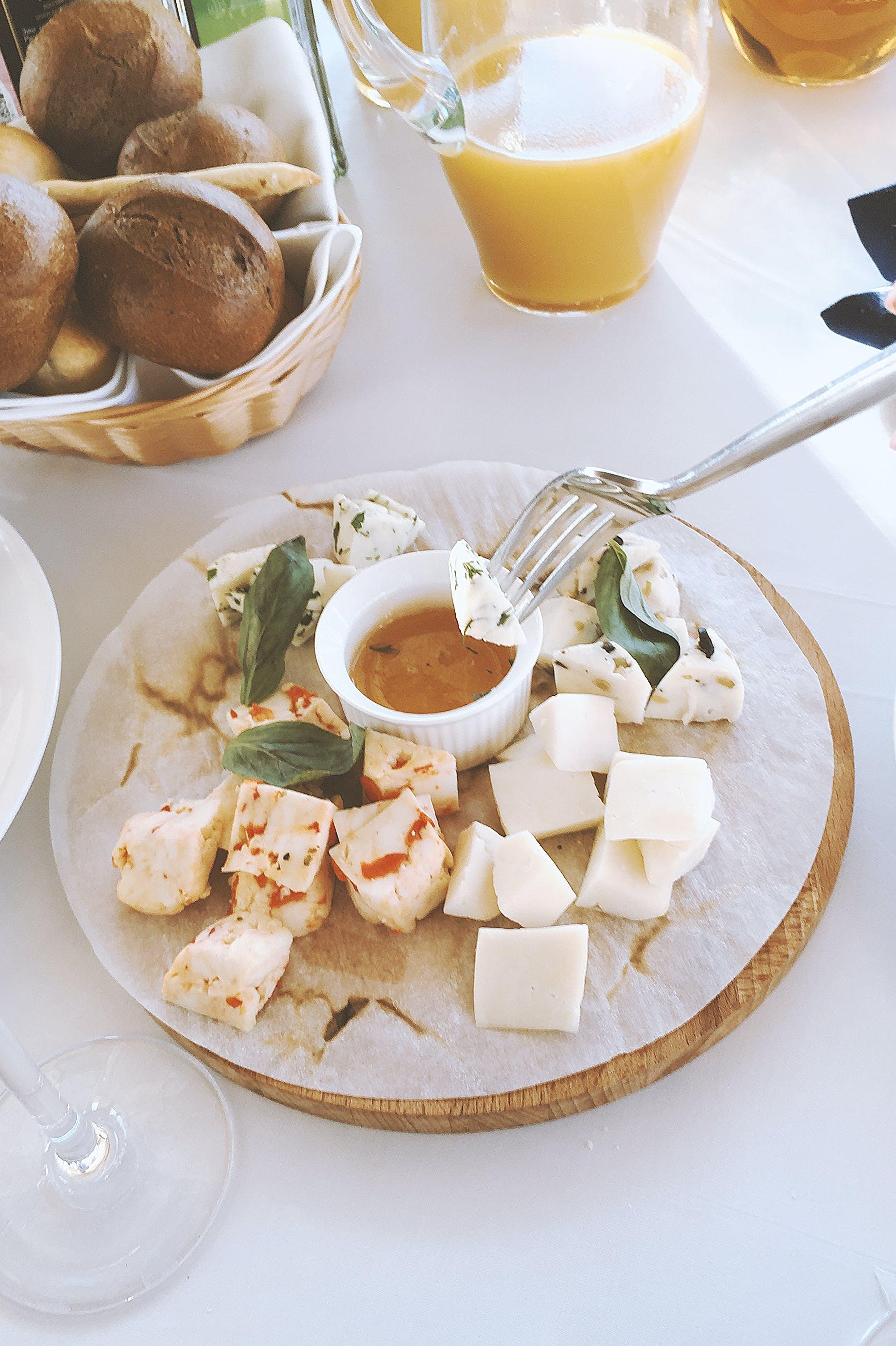 Plate of Prepared Food