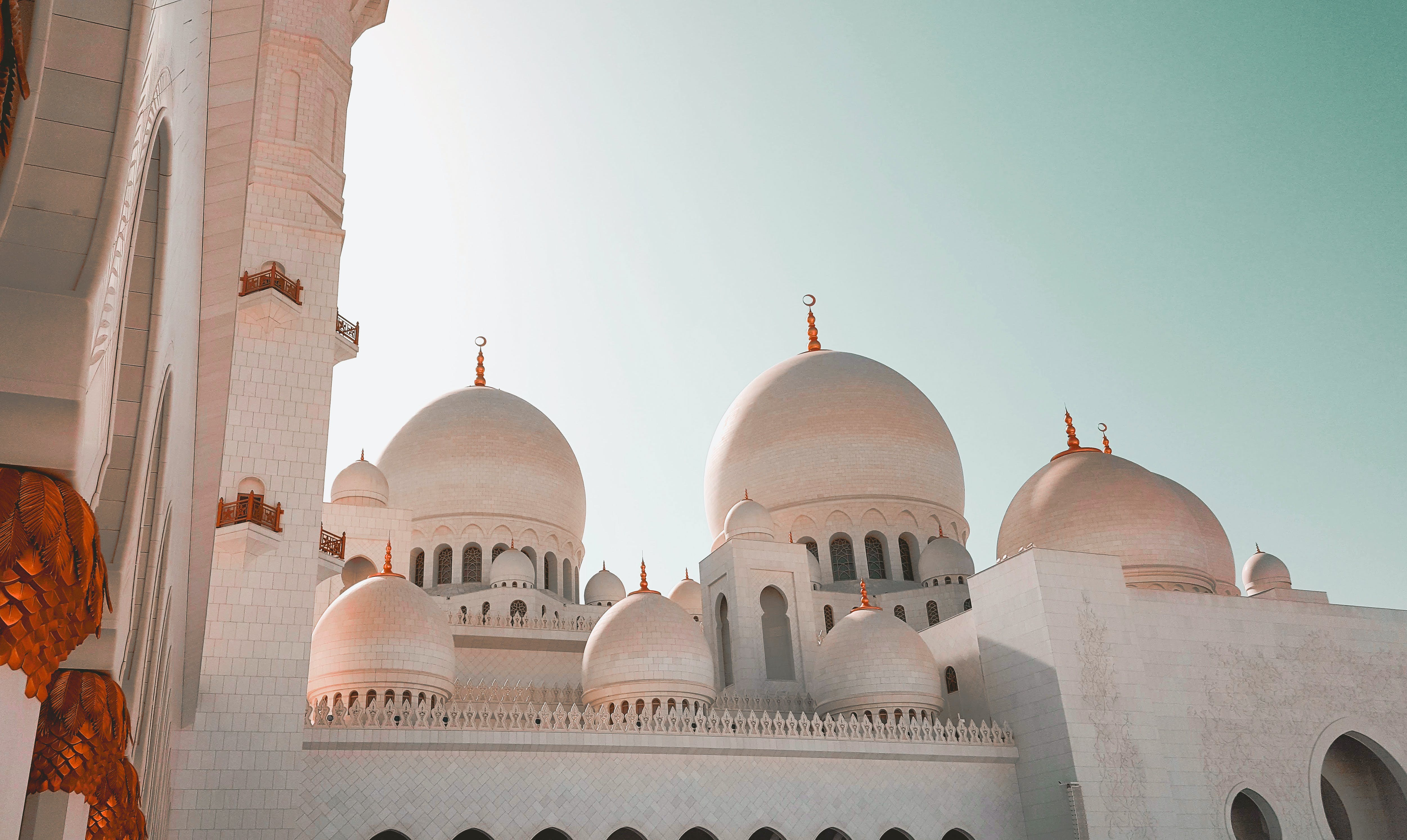 Photo of White Mosque