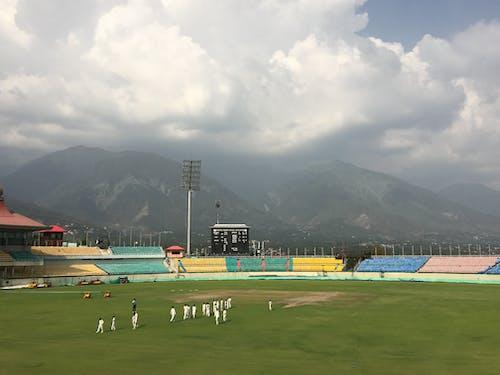 Kostenloses Stock Foto zu himalaya, kricket, stadion