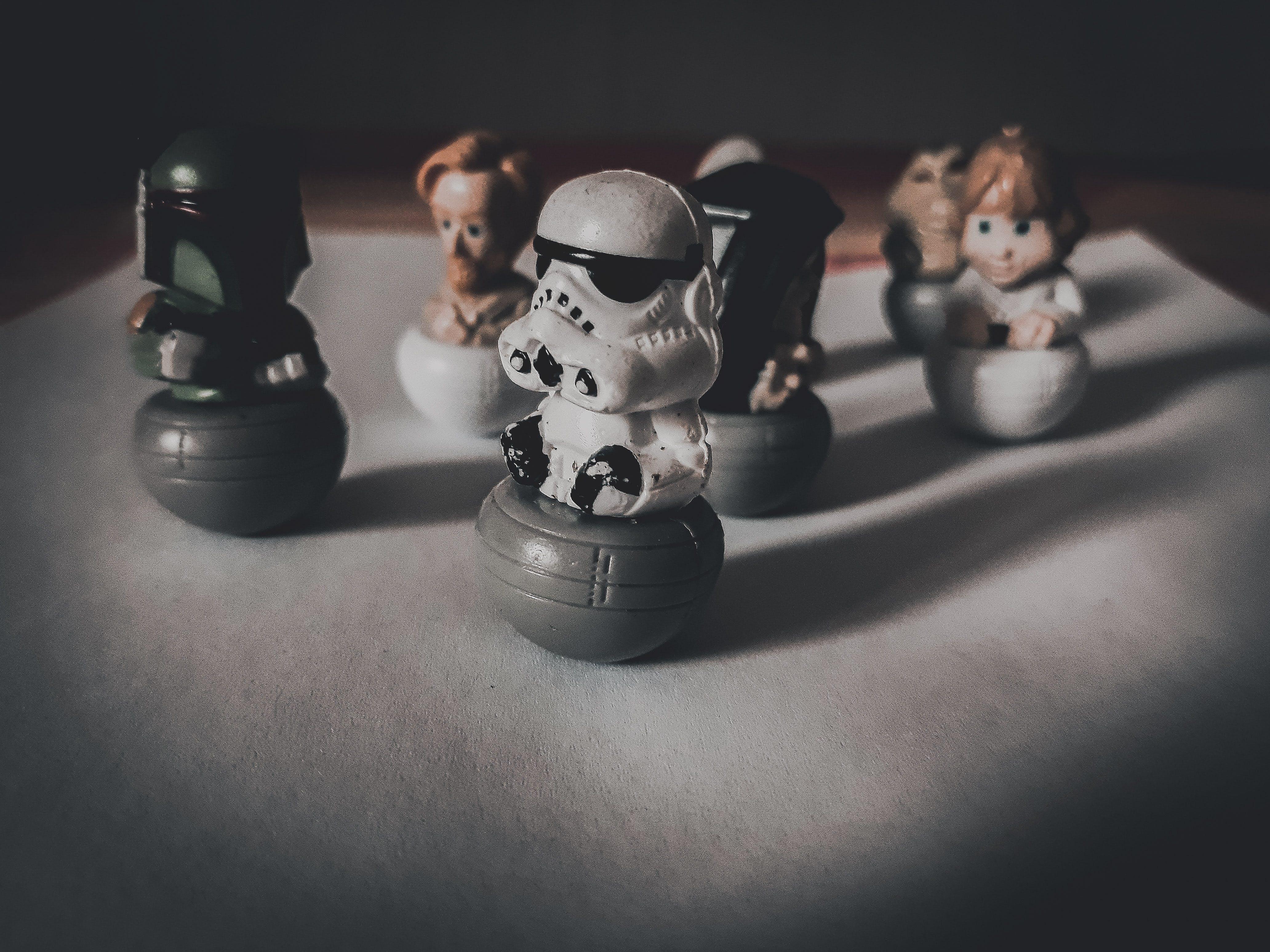 Δωρεάν στοκ φωτογραφιών με #minitoys #starwars #life