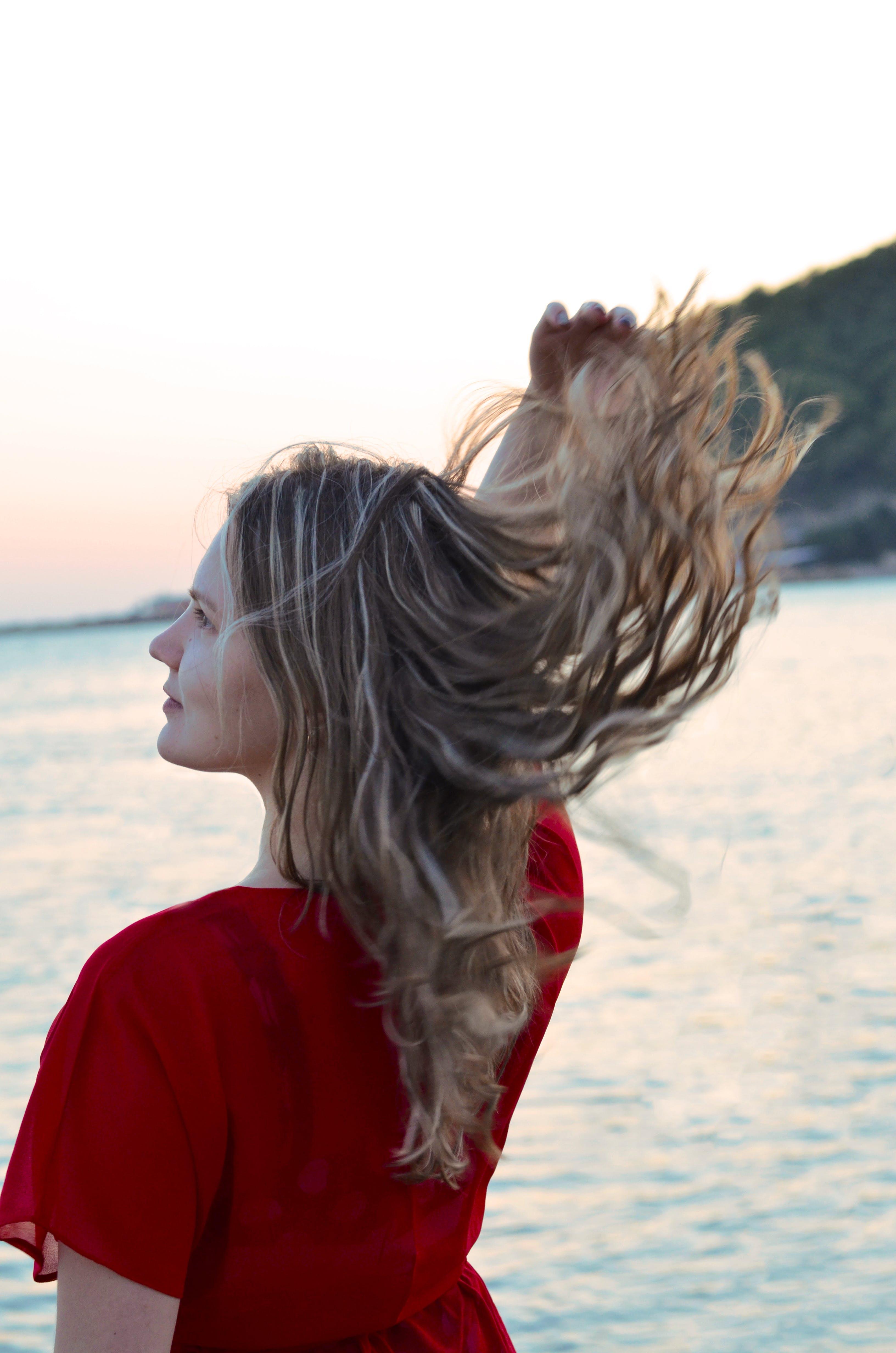 Gratis lagerfoto af farverig, ferie, fritid, hår