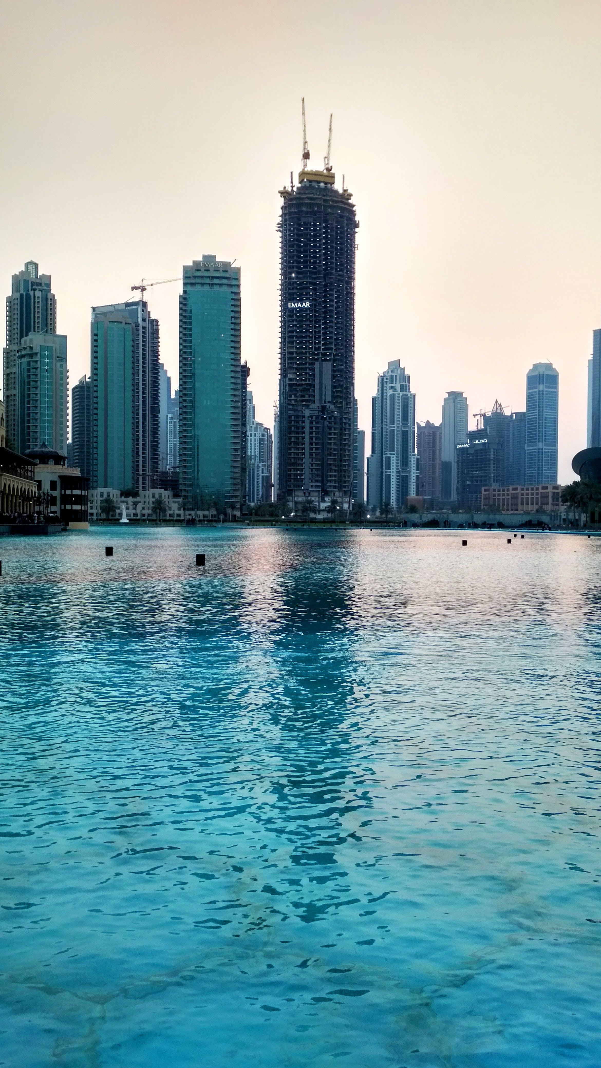 Kostnadsfri bild av arkitektur, byggnader, högsta, horisont