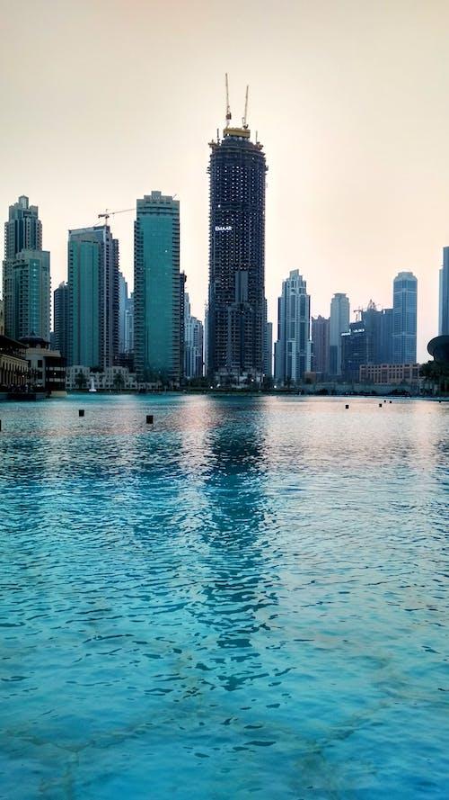 Fotos de stock gratuitas de agua, arquitectura, céntrico, ciudad