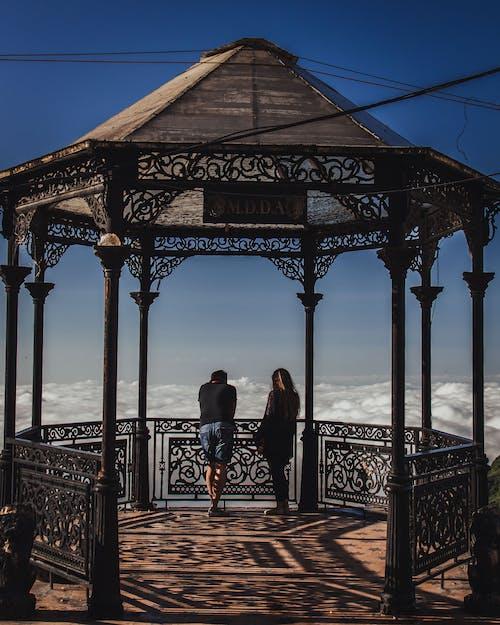 Ảnh lưu trữ miễn phí về bóng tối, cặp vợ chồng, du lịch, kiến trúc