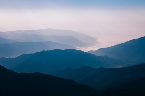 冬季, 冬季景觀, 天性, 山 的 免費圖庫相片