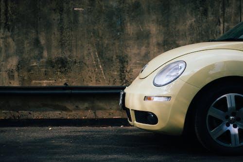 Fotos de stock gratuitas de asfalto, Beetle, calle, carretera