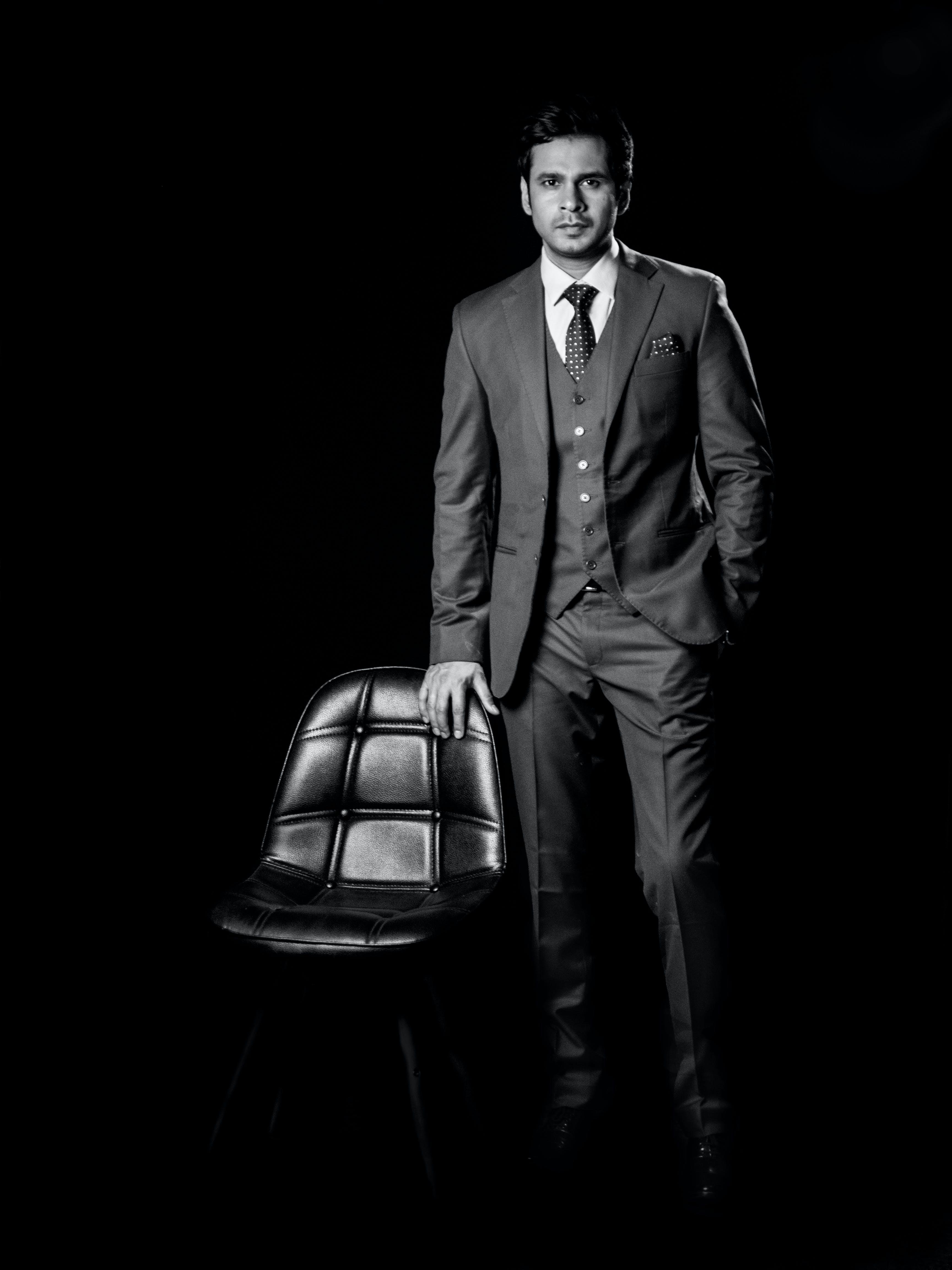 Foto profissional grátis de formal, homem, ideal, terno