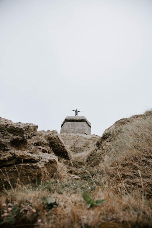 Základová fotografie zdarma na téma bunkr, francie, oceán, památník