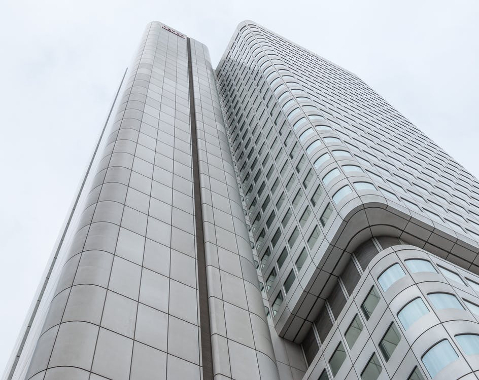 การออกแบบสถาปัตยกรรม, ตอนกลางวัน, ตึกระฟ้า