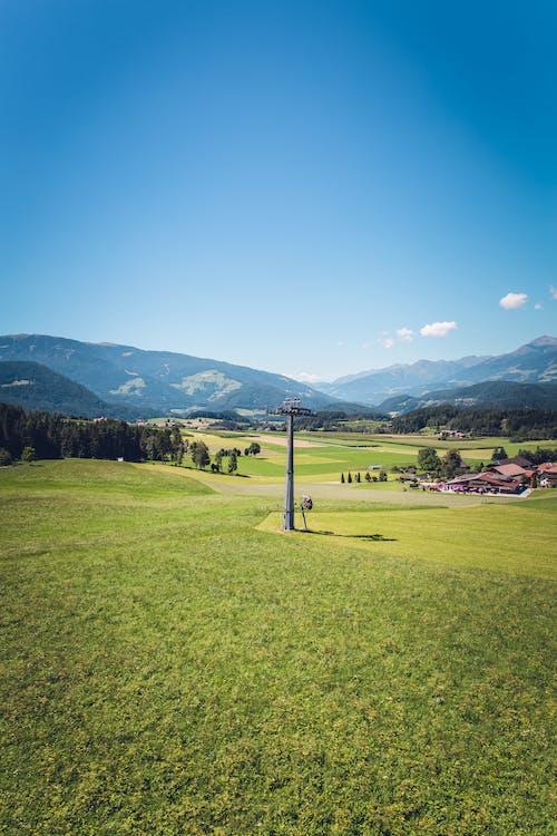 乾草地, 公園, 冰河, 國家 的 免费素材照片