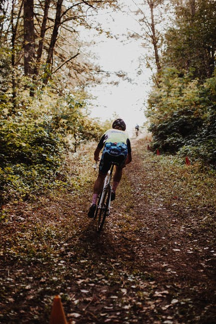 cornering important skill mountain biking