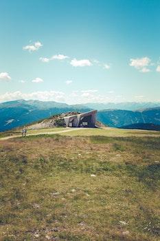Free stock photo of glacier, wood, road, landscape