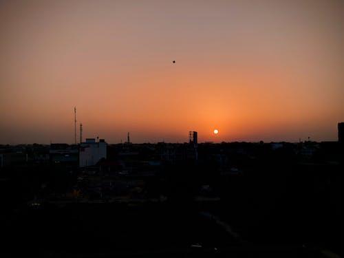Free stock photo of atmospheric evening, evening sun, sunset