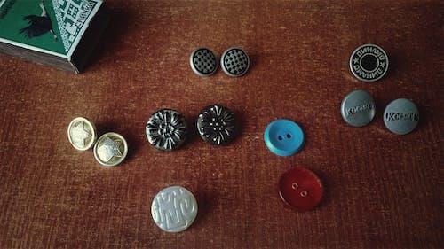 Free stock photo of button, handmade, heritage