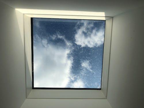 çatı lambası, gökyüzü ışığı içeren Ücretsiz stok fotoğraf