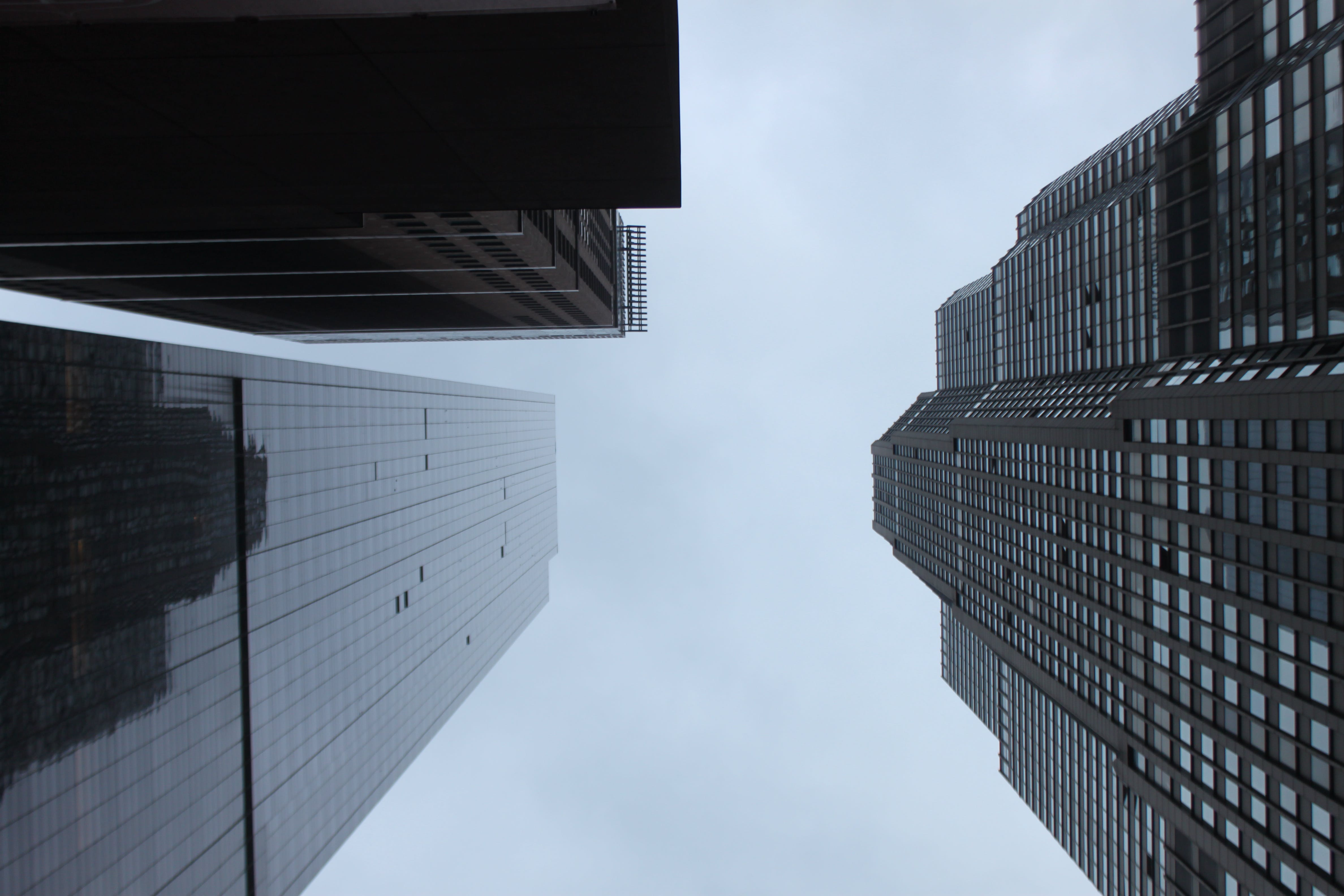 Free stock photo of sky, buildings, skyscrapers, architecture