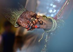 індійська весілля