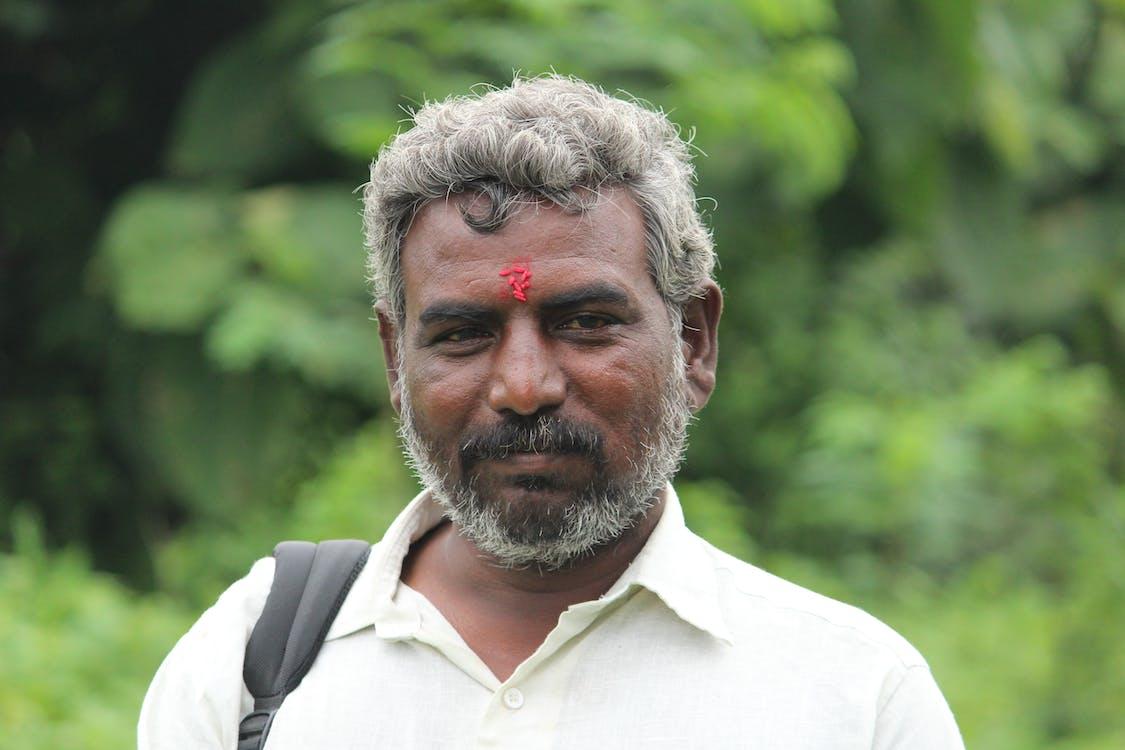 Foto profissional grátis de aldeão, Índia