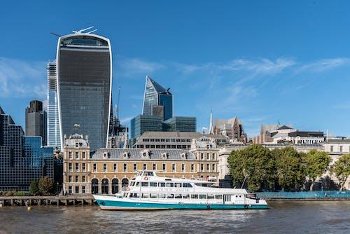 คลังภาพถ่ายฟรี ของ londonfromthethames