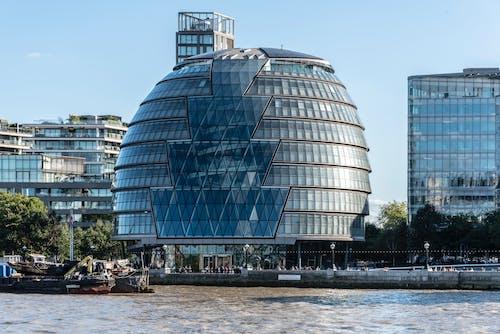 คลังภาพถ่ายฟรี ของ cityhalllondon, londoncityhall, londonuk, ลอนดอน, อังกฤษ