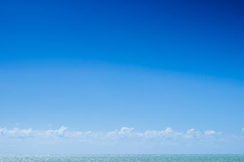 Gratis lagerfoto af blå, blå himmel, Brasilien, hav