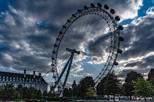 Immagine gratuita di london eye