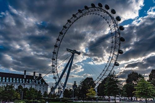 คลังภาพถ่ายฟรี ของ ลอนดอนอาย