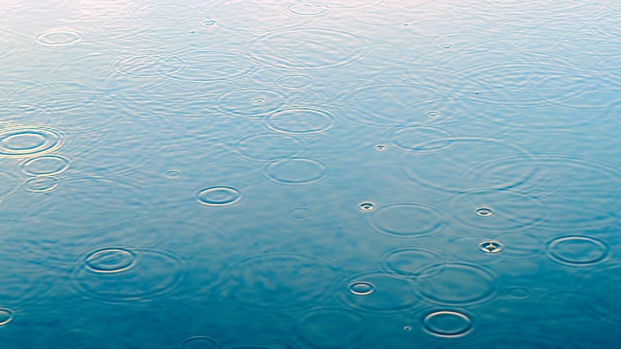 H2O, 물, 물방울