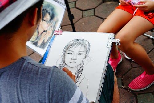 Ingyenes stockfotó #drawing #sketch témában