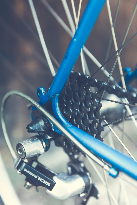 Free stock photo of bicycle, bike, brakes, classic
