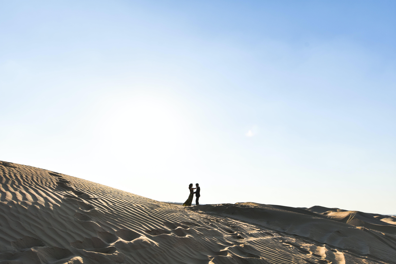 Couple on Sand