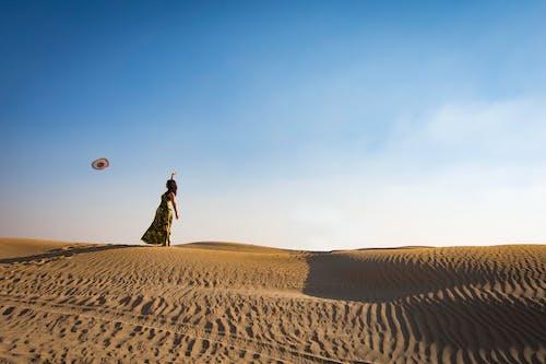 Fotobanka sbezplatnými fotkami na tému arídny, atraktívny, denné svetlo, duna