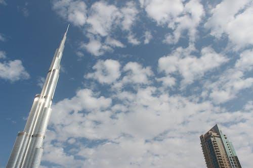 Kostnadsfri bild av arkitektur, burj khalifa, byggnader, dagsljus