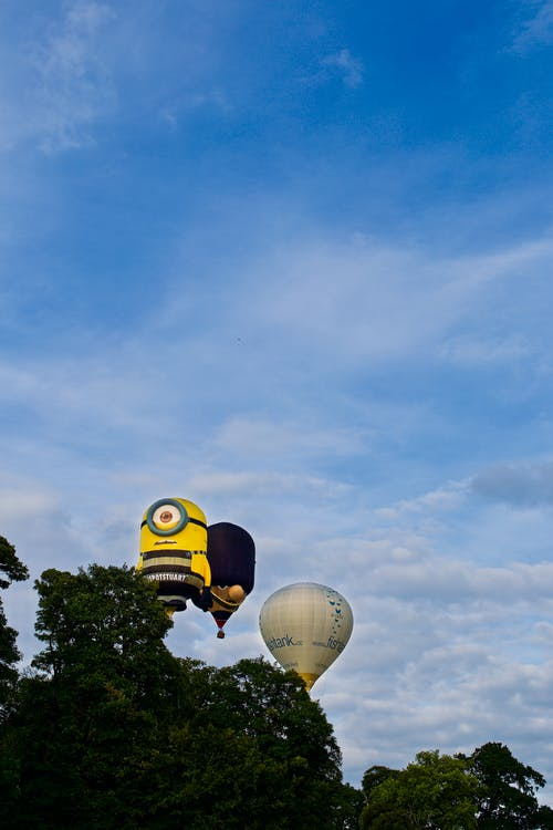 Free stock photo of bristol, busby, festival, hot air balloons