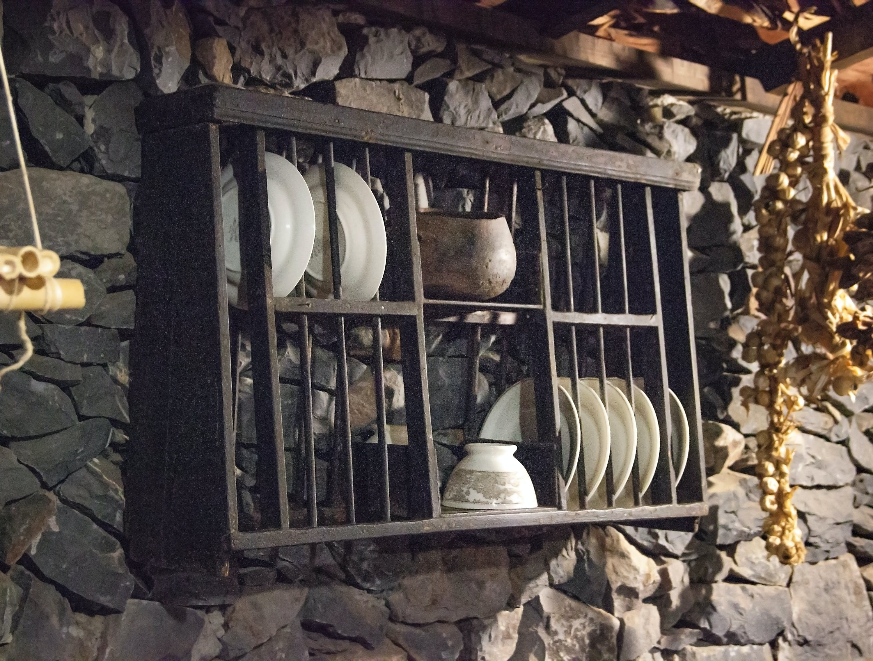 Free stock photo of antique, old, plates, stoves