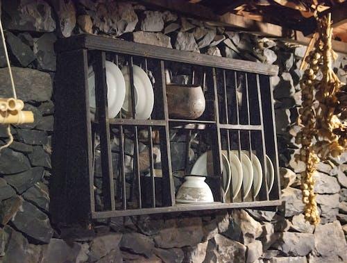 Δωρεάν στοκ φωτογραφιών με αντίκα, παραδοσιακός, πιάτα, σόμπες