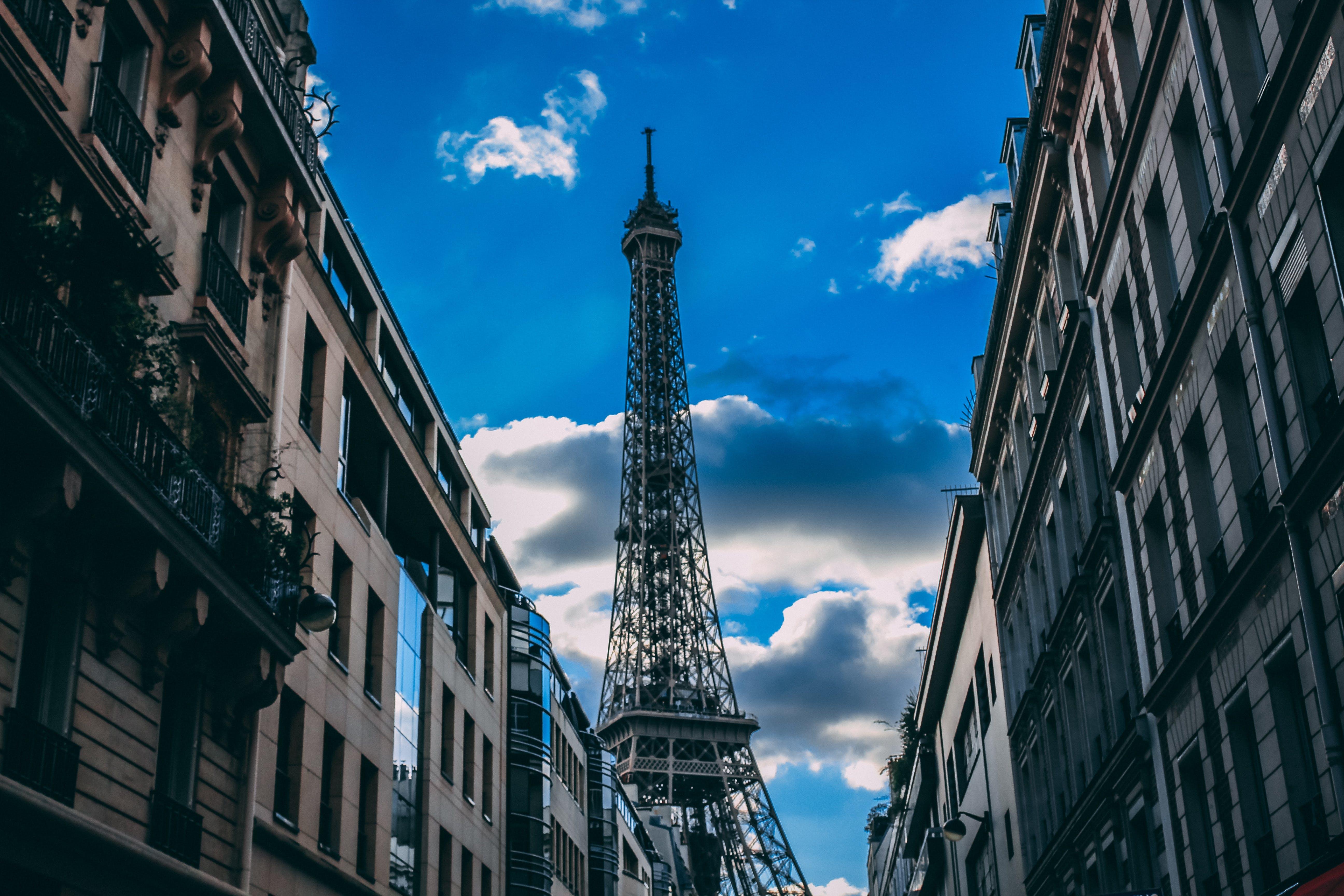 Gratis lagerfoto af Eiffeltårnet, paris