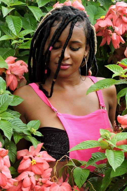Free stock photo of beautiful, black, cute, dreadlocks