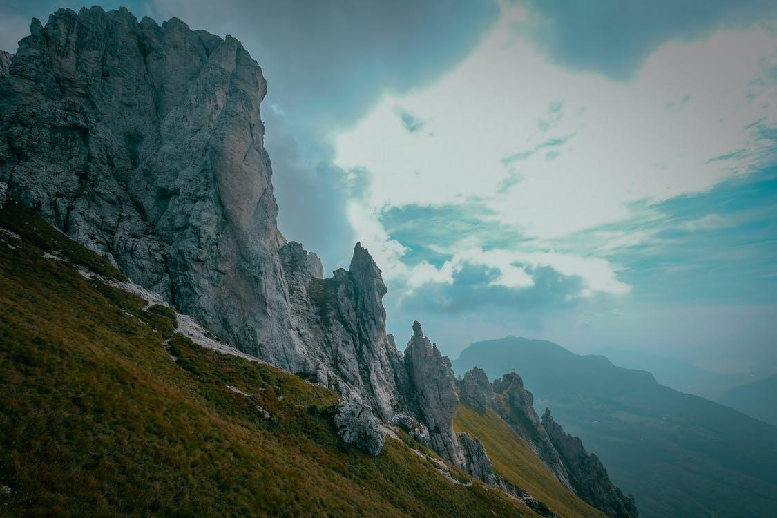 HDの壁紙, ハイキング, 山